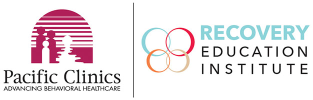 Pacific Clinics Recovery Education Institute Logo